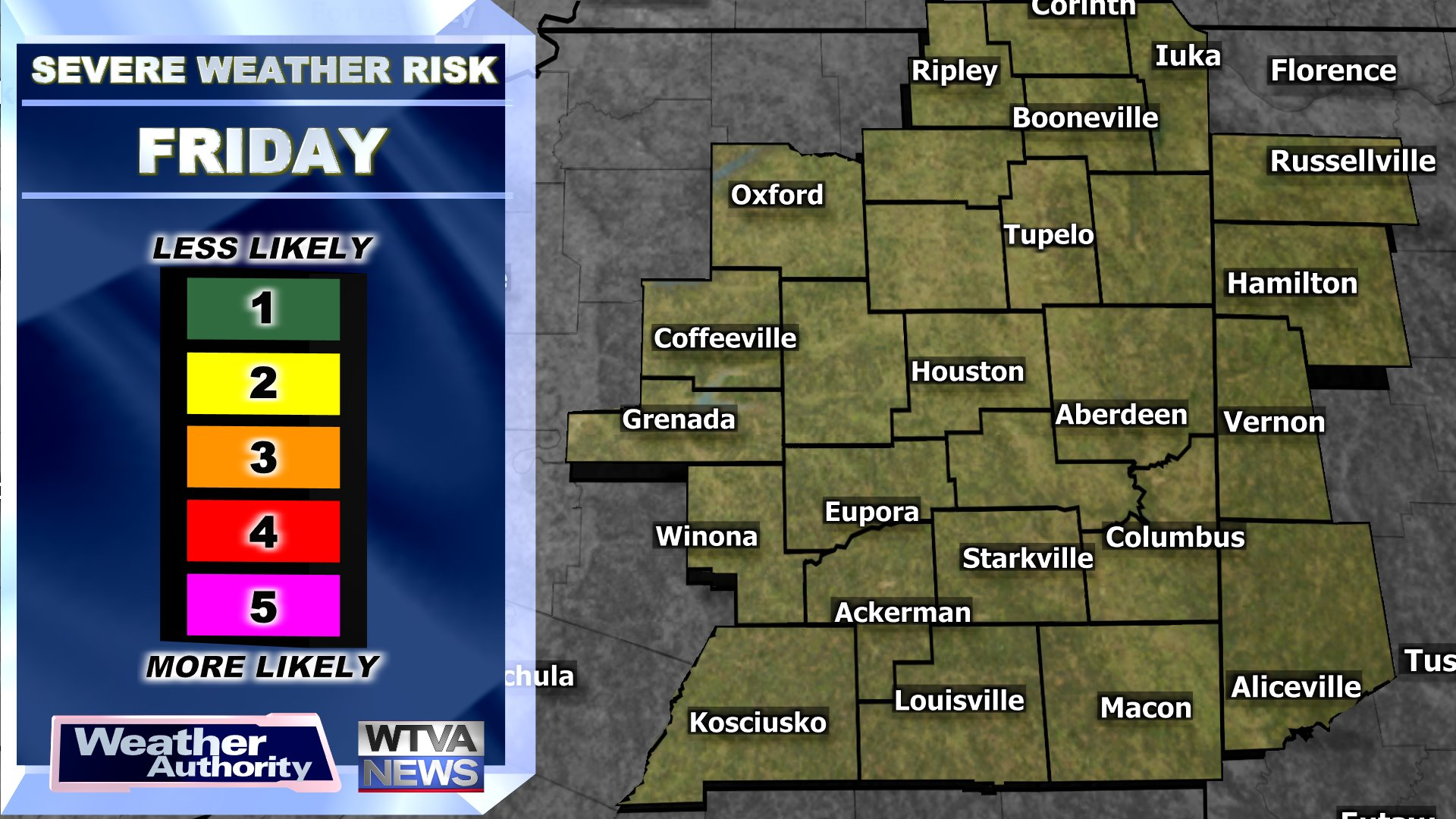 Day 3 Severe Weather Risk